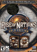 Rise Of Nations Gold Edition PC Full Español