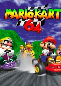 Mario Kart 64 PC Full Español