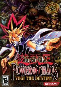 Yu-Gi-Oh! Power Of Chaos Colección PC Full Español