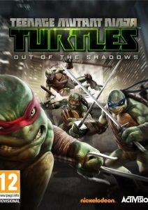 Teenage Mutant Ninja Turtles Out Of The Shadows PC Full Español