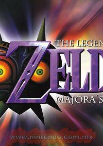 Legend Of Zelda: Majora's Mask PC Full Español