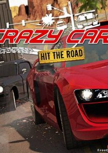 Crazy Cars Hit The Road PC Full Español