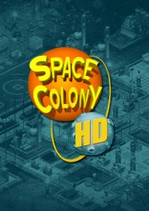 Space Colony HD PC Full Español