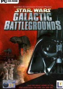 Star Wars: Galactic Battlegrounds PC Full Español