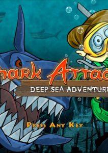 Shark Attack Deep Sea Adventures PC Full Español