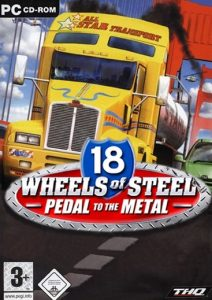 18 Wheels of Steel: Pedal To The Metal PC Full Español
