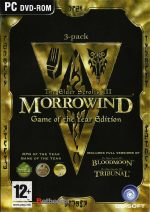 The Elder Scrolls III: Morrowind PC Full Español