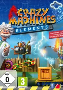 Crazy Machines Elements PC Full Español