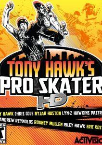 Tony Hawk's Pro Skater HD PC Full Español