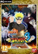 Naruto Shippuden: Ultimate Ninja Storm 3 Full Burst PC Full Español
