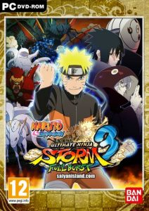 Naruto Shippuden: Ultimate Ninja Storm 3 Full Burst PC Full Español
