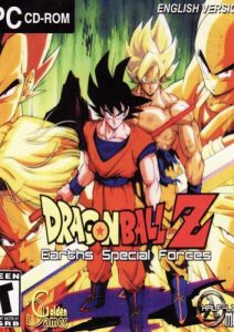 DBZ Earth's Special Forces (ESF) PC Full Español