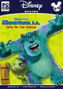 Monster Inc. Scare Island PC Full Español