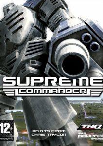 Supreme Commander 1 PC Full Español