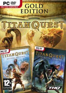 Titan Quest Gold Edition PC Full Español