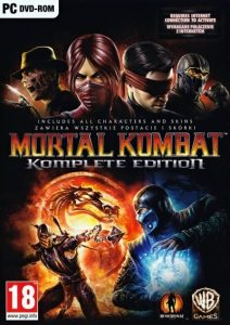 Mortal Kombat: Komplete Edition PC Full Español