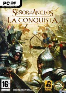 El Señor de los Anillos: La Conquista PC Full Español
