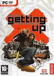 Marc Eckō's Getting Up: Contents Under Pressure