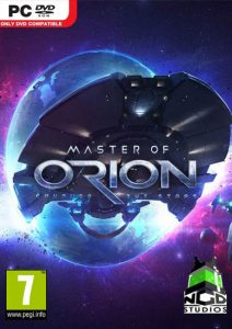 Master Of Orion: Conquer The Stars PC Full Español