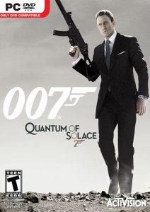 James Bond 007: Quantum of Solace PC Full Español