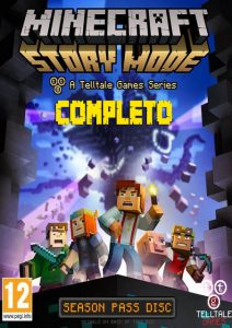Minecraft: Story Mode Episodio 1 – 8