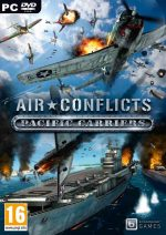 Air Conflicts: Pacific Carriers PC Full Español