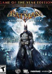 Batman Arkham Asylum GOTY Steam Edition