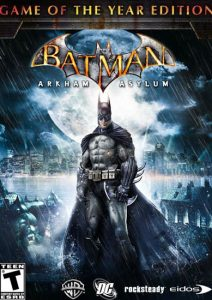 Batman Arkham Asylum GOTY Steam Edition