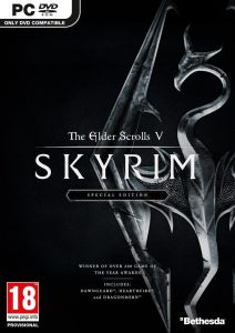The Elder Scrolls V: Skyrim Special Edition PC Full Español