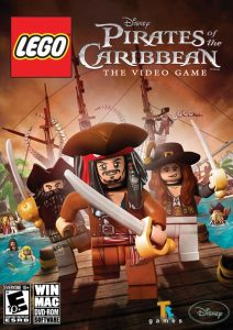 LEGO Piratas Del Caribe PC Full Español