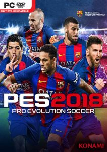 Pro Evolution Soccer 2018 (PES 18) PC Full Español
