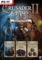 Crusader Kings II Collection PC Full Español