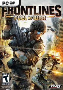 Frontlines: Fuel of War PC Full Español