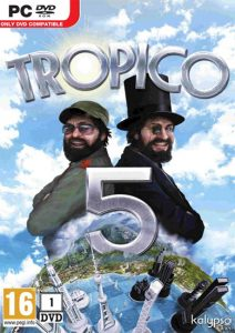 Tropico 5: Complete Collection PC Full Español