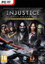 Injustice: Gods Among Us Ultimate Edition PC Full Español