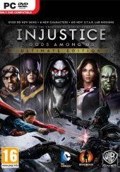 Injustice: Gods Among Us Ultimate Edition PC Full Español
