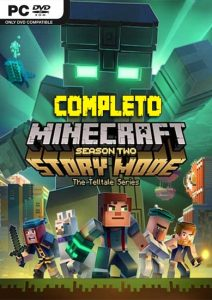 Minecraft: Story Mode Season Two Episodio 1 – 5 PC Full Español