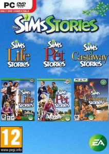 The Sims Stories Collection PC Full Español
