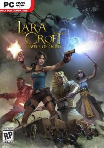 Lara Croft y EL Templo De Osiris PC Full Español