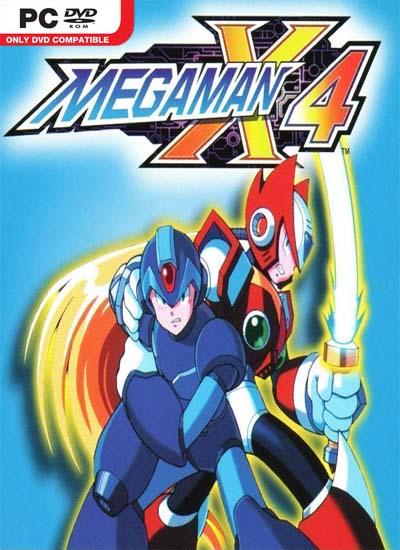 Descargar Mega Man X4 PC Full Mega | BlizzBoyGames