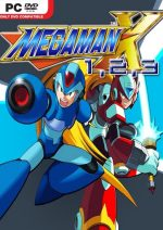 Mega Man X1,2,3 PC Full Español