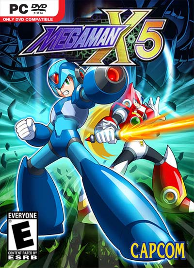 Descargar Mega Man X5 Pc Full Mega Blizzboygames