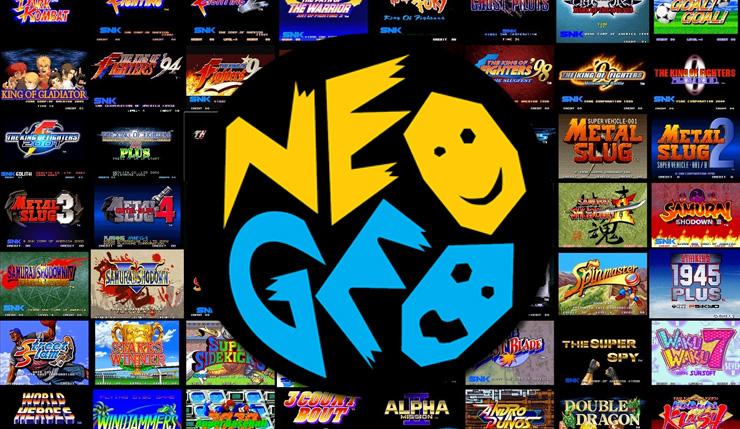 c2323d80751a Gran colección de 192 juegos de Neo-Geo (Rom)