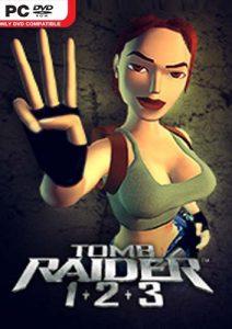 Tomb Raider 1+2+3 PC Full GoG