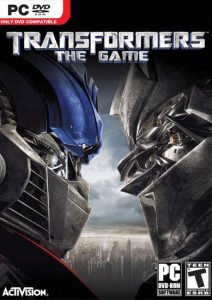 Transformers: The Game PC Full Español