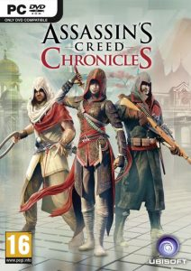 Assassin's Creed Chronicles Trilogy PC Full Español
