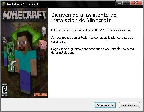 descargar minecraft gratis para pc full en español windows xp