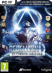 Sins of a Solar Empire: Rebellion Ultimate Edition PC Full Español