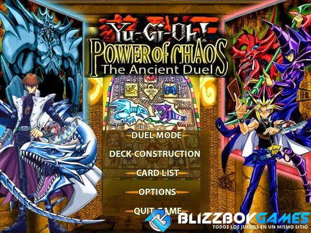 YUGI PC BAIXAR COMPLETO DESTINY OF CHAOS THE YU-GI-OH POWER