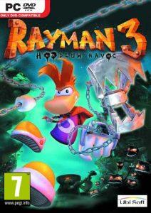 Rayman 3: Hoodlum Havoc PC Full Español